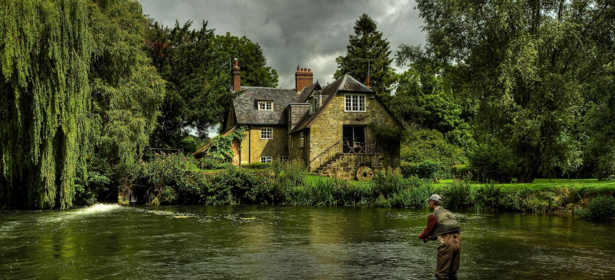 English Chalkstream
